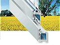 Balconeras osciloparalelas en PVC. HERMET 10