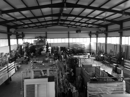 Fábrica Vian en Béjar